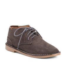 KENNETH COLE REACTION Lace Up Chukka Boots (Little