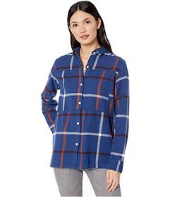 Hurley Wilson Flannel Long Sleeve