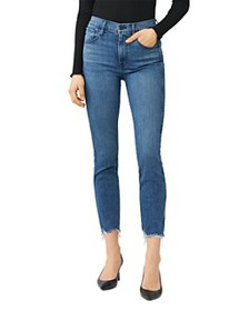 3x1 - W3 Authentic High-Rise Straight-Leg Jeans in
