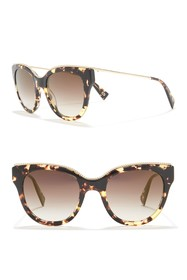 Marc Jacobs 51mm Chain Trim Cat Eye Sunglasses