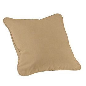 Outdoor Throw Pillow - Select Colors