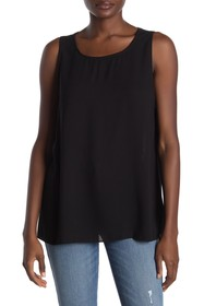Rachel Rachel Roy Raeni Draped Sharkbite Tank Top