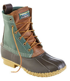 "LL Bean Women's Bean Boots by L.L.Bean, 8"" Limited"