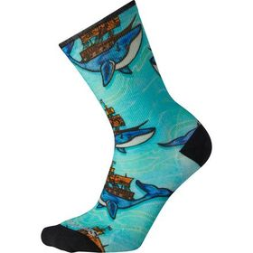 Smartwool Curated Mitas Whale Crew Sock - Women's