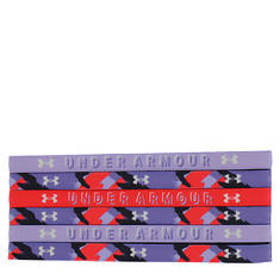 Under Armour Girls' Graphic Headband 6-Pack