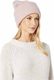 UGG UGG - Cozy Knit Rib Knit Cuff Hat. Color Pink