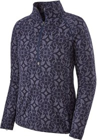 Patagonia Capilene Midweight Zip-Neck Base Layer T