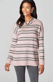 Striped Relaxed Sweater