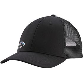 Patagonia Small Fitz Roy Fish LoPro Trucker Hat -