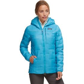 Patagonia Macro Puff Hooded Down Jacket - Women's