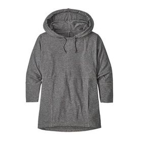 W's Seabrook Pullover Hoody, Drifter Grey (DFTG)