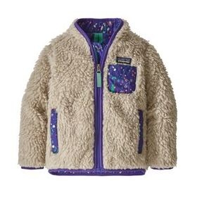 Baby Retro-X® Jacket, Natural w/Just Purple (NLJP)