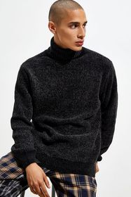 UO Chenille Turtleneck Sweater