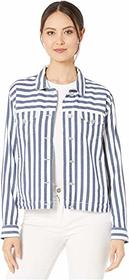 Vince Camuto Boardwalk Stripe Jacket