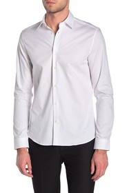 Versace Camicia Solid Shirt