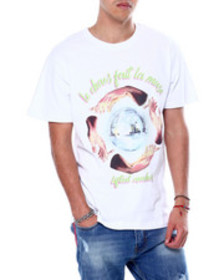 Lifted Anchors chaos tee