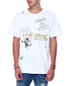 Lifted Anchors deranged tee