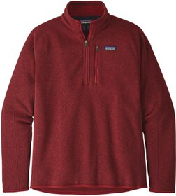 Patagonia Better Sweater Quarter-Zip Pullover - Me