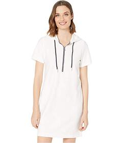 Tommy Hilfiger Jacquard 1\u002F2 Zip Dress