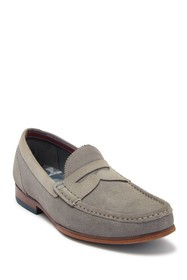 Ted Baker London Xapon Suede Loafer
