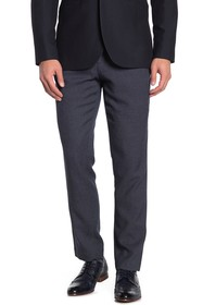 Ted Baker London Solid Plain Trousers