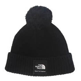 The North Face Boys' Baby Box Logo Pom Beanie