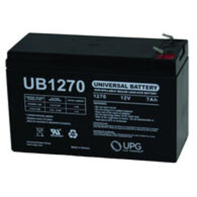Universal Power Group 12V 7Ah Lead Battery $15.19$