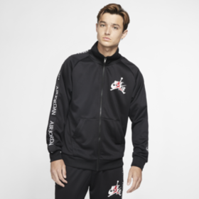 Jordan Classic Tricot Warm-Up Jacket