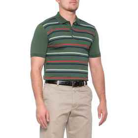 Bobby Jones Rule 18 Perfect Blend Pique Polo Shirt