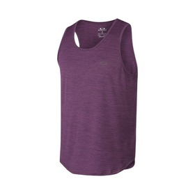 Oakley Solid Zone Training Tank - Heather Forge wi