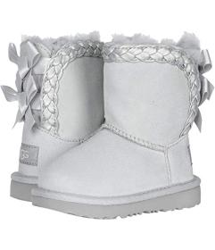 UGG Kids Classic Short II Braided (Toddler\u002FLi