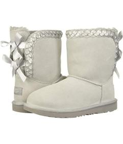 UGG Kids Classic Short II Braided (Little Kid\u002