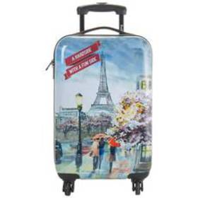 Wembley Paris Couple 24 Inch Spinner