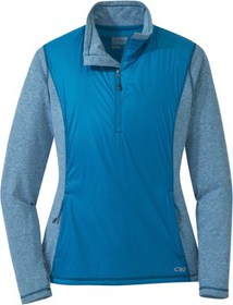 Outdoor Research Melody Hybrid Half-Zip Top - Wome