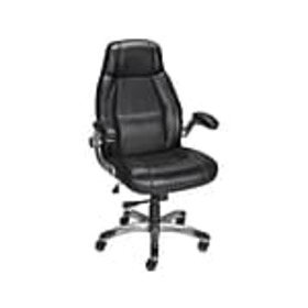 Staples Torrent Bonded Leather Manager Chair, Glos
