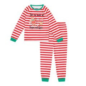 Girls 4-16 Jammies For Your Families Stripe Baking