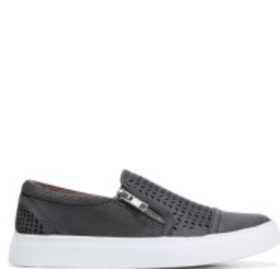 Report Women's Alexa Side Zip Slip On Sneaker Shoe
