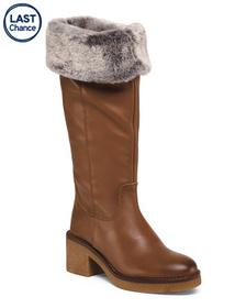 CARMELA Made In Spain Leather Boots