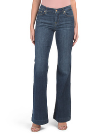 7 FOR ALL MANKIND Tailorless Dojo Wide Leg Jeans