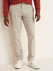 All-New Slim Ultimate Built-In Flex Chinos for Men