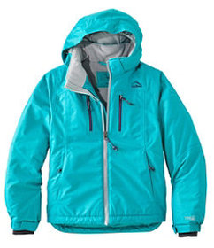 LL Bean Kids' Summit Waterproof Ski Jacket
