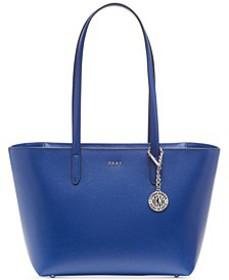 Sutton Leather Bryant Medium Tote, Created for Mac