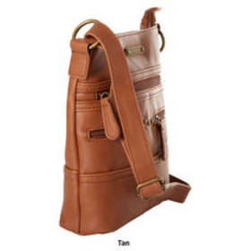 Stone Mountain Nubuck Talia Crossbody