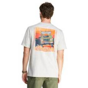 Mens G.H. Bass & Co. Short Sleeve Graphic Tee - Si