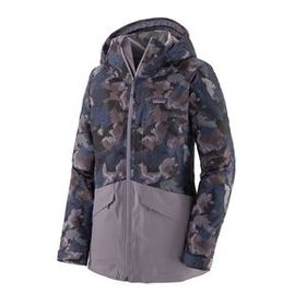 W's Insulated Snowbelle Jacket, Maple Camo: Smokey