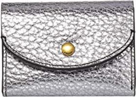 Fossil Fossil - Gwen Mini Wallet. Color Silver. On