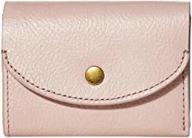 Fossil Fossil - Gwen Mini Wallet. Color Dusty Rose