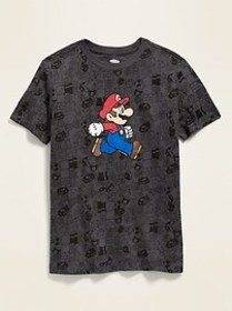 Super Mario™ Graphic Printed Tee for Boys