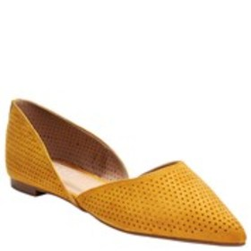 ESPRIT Esprit Pauline Womens Perforated d'Orsay Fl