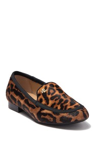 Ralph Lauren Clair III Genuine Calf Hair Loafer